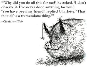 charlottes web fuel the soul